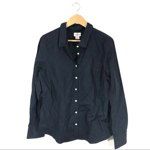 J. Crew Factory Stretch Classic Button Down Shirt